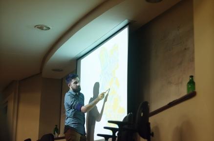 """Guilherme Iablonovski -Mesa redonda """"Conservação no Ambiente Urbano"""""""