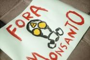 """Confecção de cartazes para """"Marcha contra Monsanto"""""""
