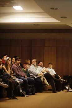 "Mesa redonda ""Pesquisa: filosofia, sociedade, passado e futuro"""